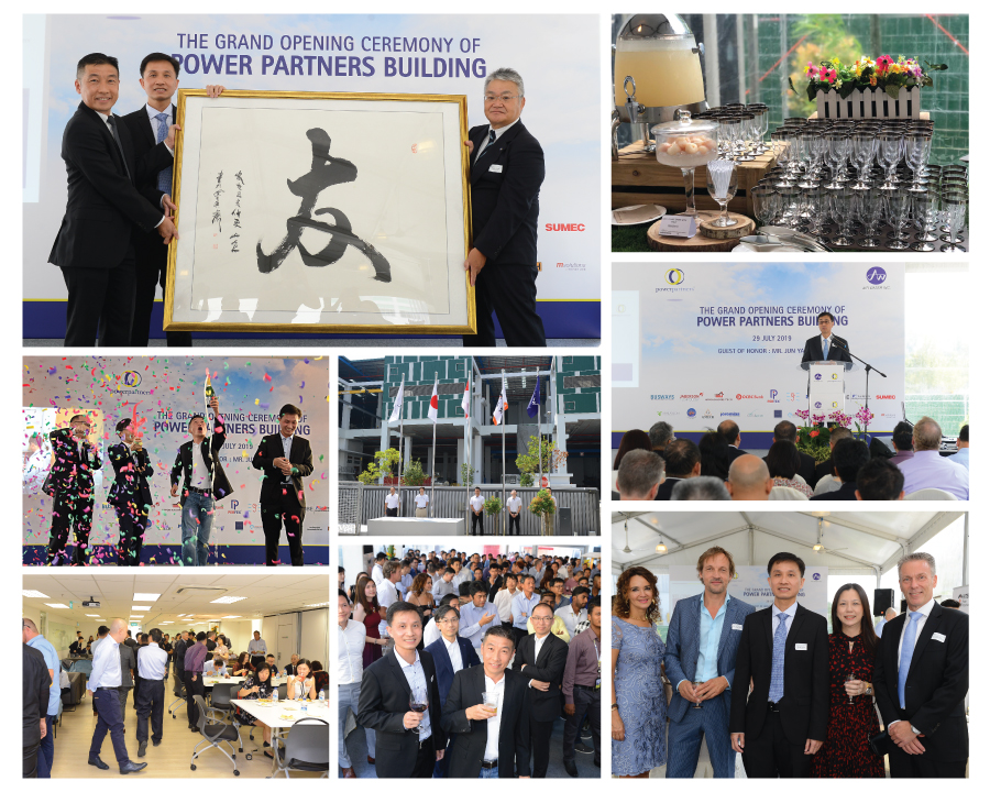 Power Partners Opening Ceremony