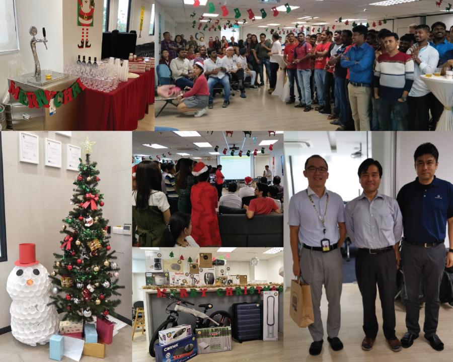 Power Partners Christmas Celebration