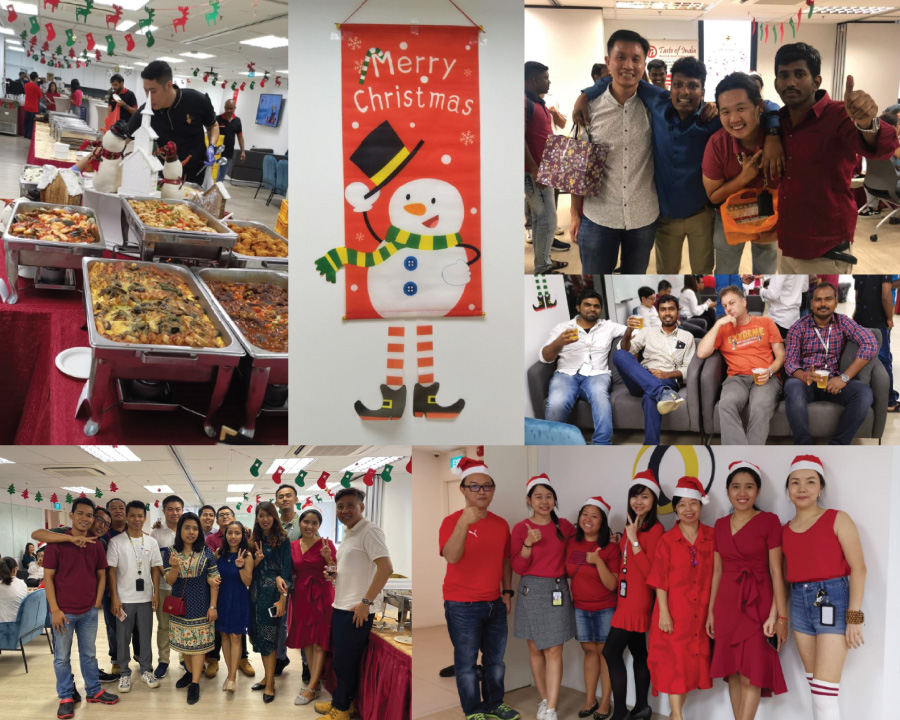 Power Partners Christmas Celebration