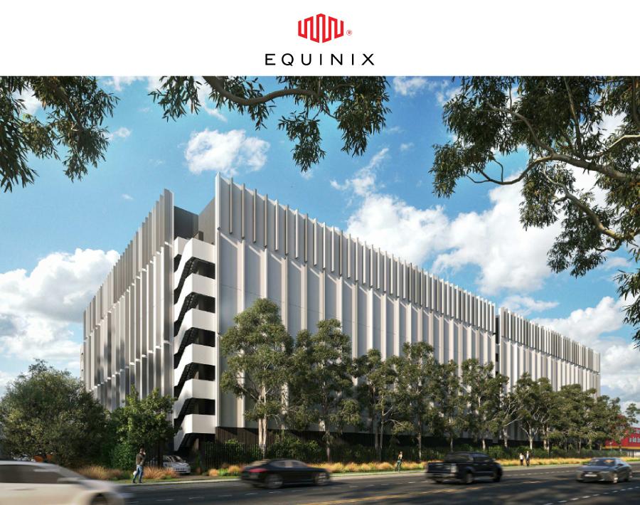 Equinix data center photo