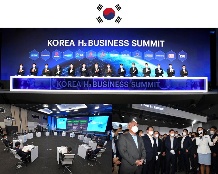 PPG News Photo showing korea h2 summit